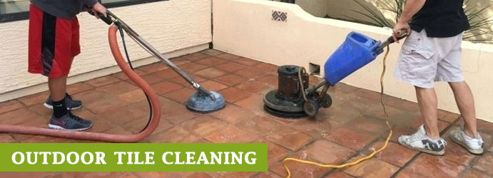 Outdoor Tile Cleaning Braddon