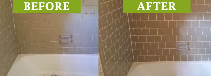 Amazing Tile Regrouting Services in Big Bend