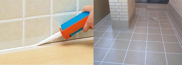 Re-Grout Coloring Tweed Heads