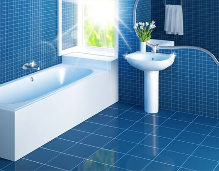 Bathroom Tile Cleaning La Trobe University
