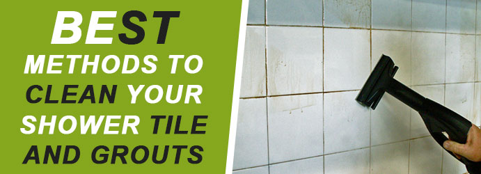 Shower Tile and Grouts Cleaning Melbourne
