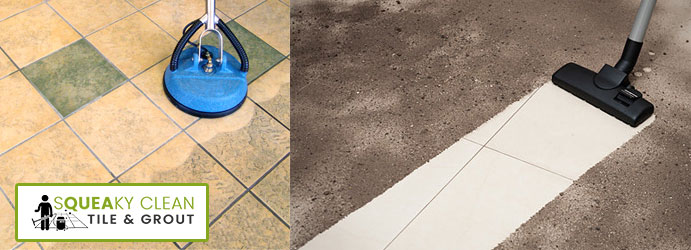 Tile Stain Removal